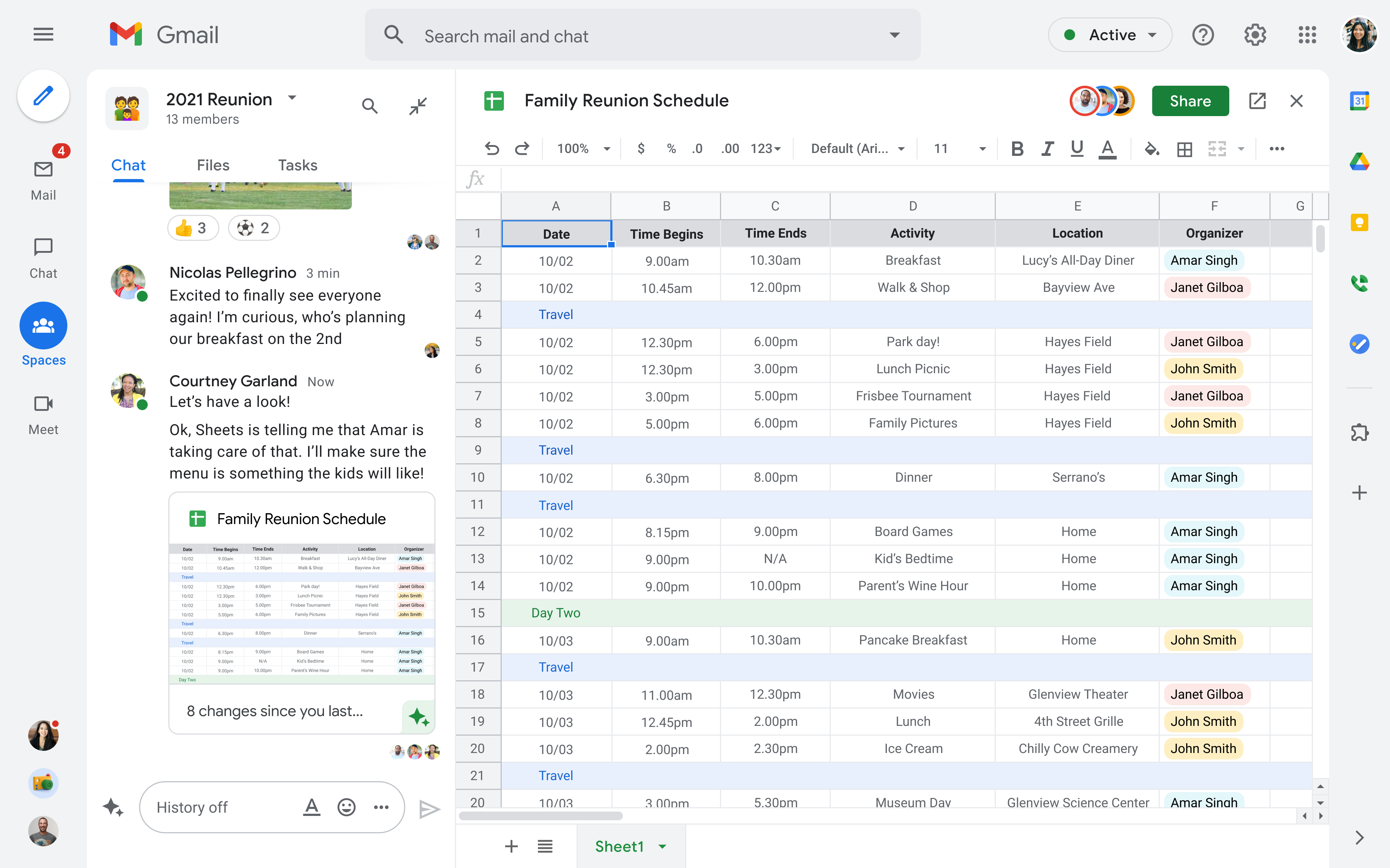 Google's Workplace suite is now free and available to anyone